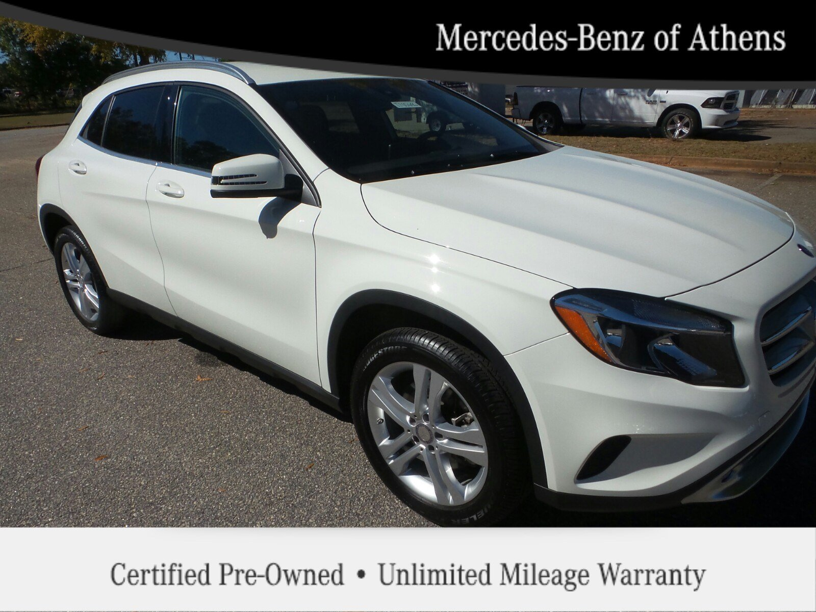 certified pre owned 2016 mercedes benz gla gla250 suv in athens j200646 mercedes benz of athens. Black Bedroom Furniture Sets. Home Design Ideas